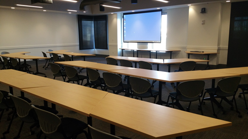 training and event space